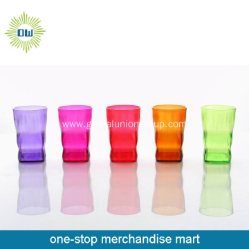 New Plastic Toothbrush Holder Cup